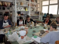 Početni tečaj keramike