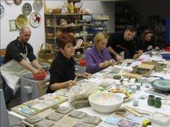 Napredni tečaj keramike