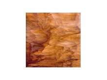 Spectrum opalescent 30x30cm dark amber white
