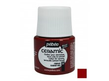 Boja za keramiku Red garnet 45ml