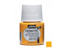 Boja za keramiku Yellow orange 45ml