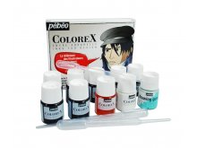 Set Colorex 10x20ml