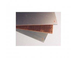 Ploča za graviranje Zn 180x240x1mm