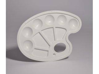 Slikarska paleta ovalna
