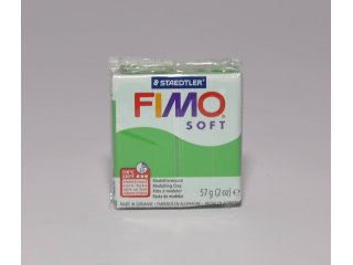 Fimo soft 8020-53 tropical green 56g