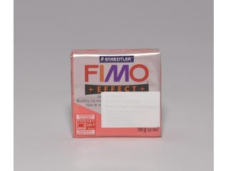 Fimo effect 204 transparent red 56g