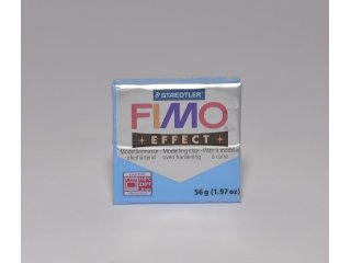 Fimo effect 374 transparent blue 56g