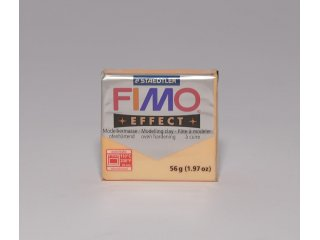 Fimo effect 404 transparent orange 56g