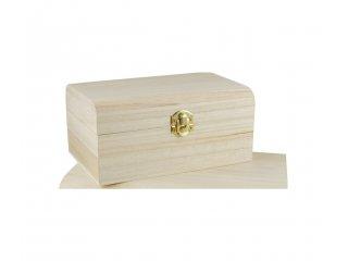 Drvena kutija 14x9x6,6cm