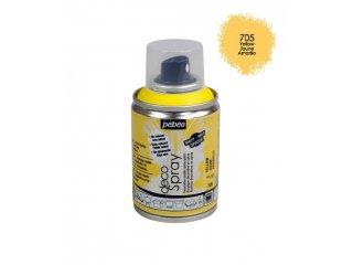 Deco spray 100ml yellow