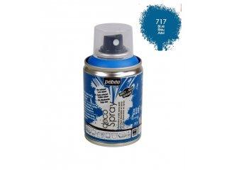 Deco spray 100ml blue
