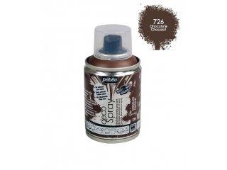 Deco spray 100ml chocolate