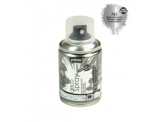 Deco spray 100ml silverchromium