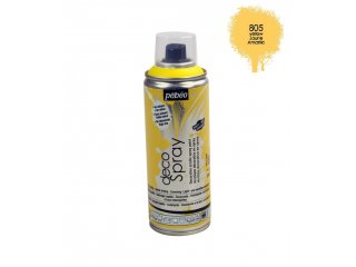 Deco spray 200ml yellow