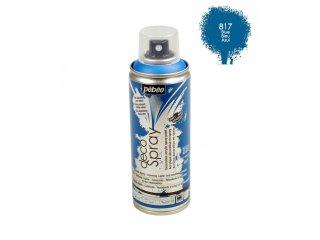 Deco spray 200ml blue