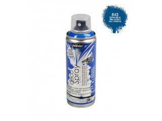 Deco spray 200ml gloss blue