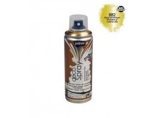 Deco spray 200ml goldchromium