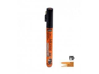 Deco marker 1,2 light orange
