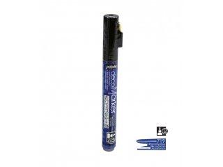Deco marker 1,2 ultramarine blue
