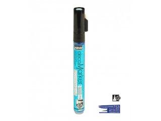 Deco marker 1,2 precius blue