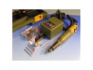 Stroj za graviranje Proxxon set