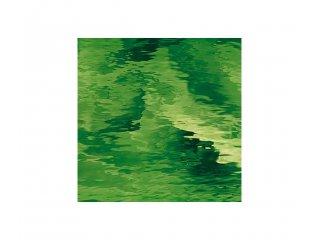 Spectrum waterglass 30 x 30cm bright green