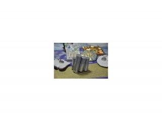 Magnet srebrni 14x2mm