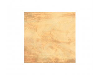 Spectrum opalescent 30x30cm pale amber white