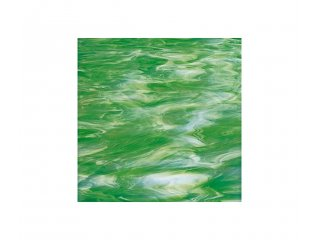 Spectrum opalescent 30x30cm light green white