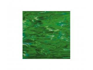 Spectrum opalescent 30x30cm dark green