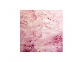 Spectrum opalescent 30x30cm pink white