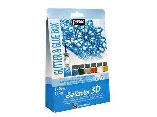 Setacoor 3D set glitera