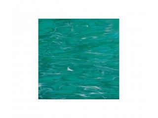 Spectrum opalescent 30x30cm teal green