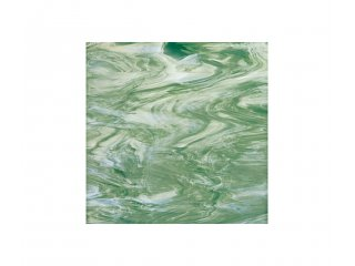 Spectrum opalescent 30x30cm sea green white