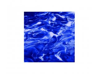 Spectrum opalescent 30x30cm navy blue