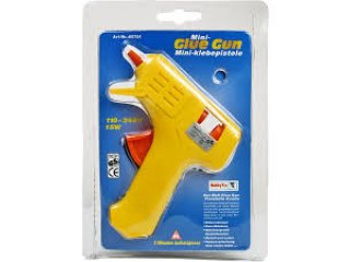 Pištolj za vruće ljepilo mini