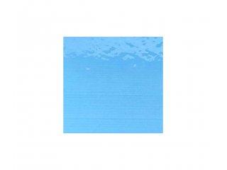 Blue transparent 2mm 20 x 60cm
