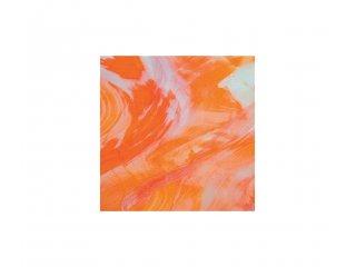 Orange veined 2mm 20 X 60cm