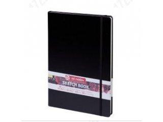 Blok black Ac Sk 9X14 80/160g