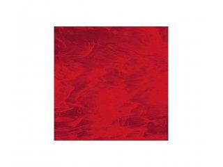 Spectrum Opalescent 30X30 red