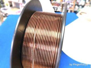 Traka za sjenila staro zlato 3,5mm/10m
