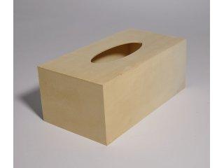 Drvena kutija za salvete 24x13x8cm