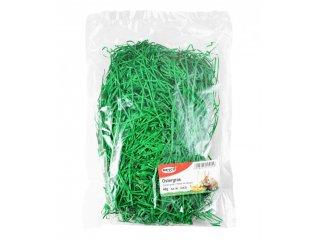 Umjetna papirna trava zelena 40g