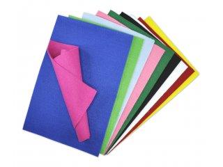 Filc set 10/1 razne boje
