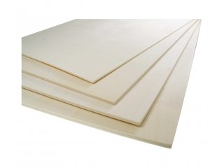 Drvena ploča 30x50cm/6mm