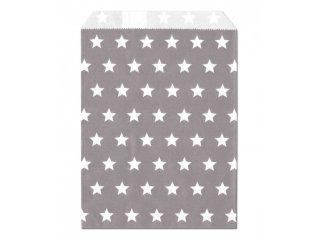 Papirnate vrećice sive 13x16,5cm 25/1