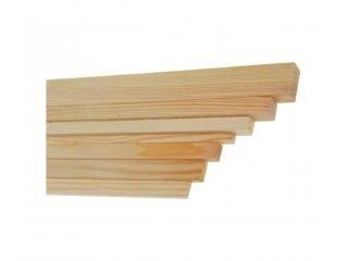 Drvena letvica 10x20mm