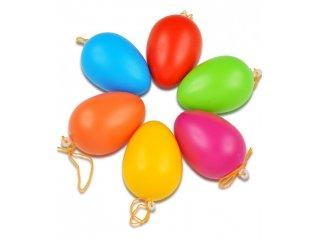 Plastična jaja u boji set 12/1