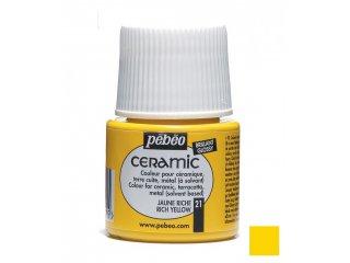 Boja za keramiku Yellow rich 45ml