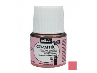 Boja za keramiku Pink 45ml